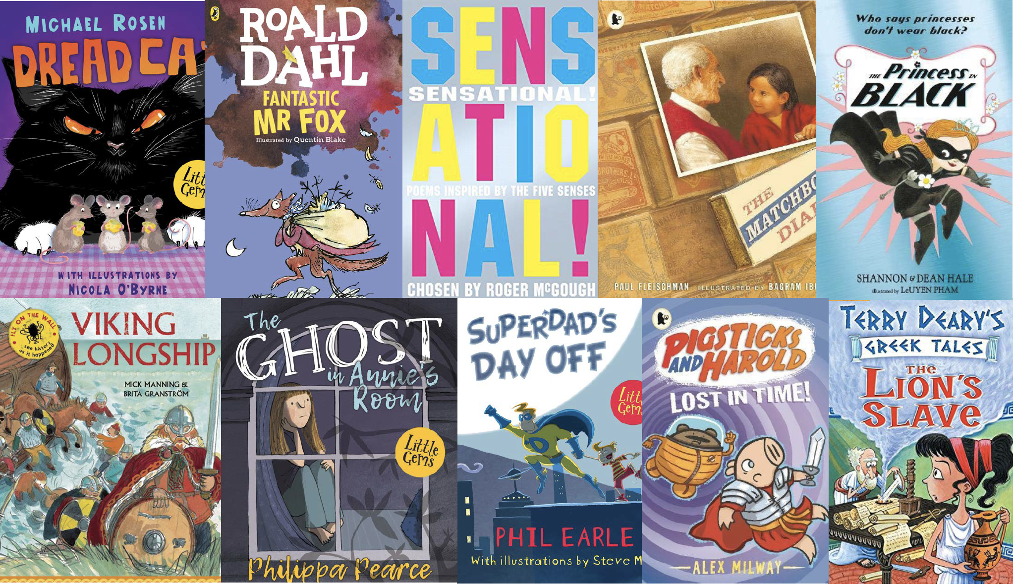 Best Books For Six Year Olds Chapter Books Theschoolrun