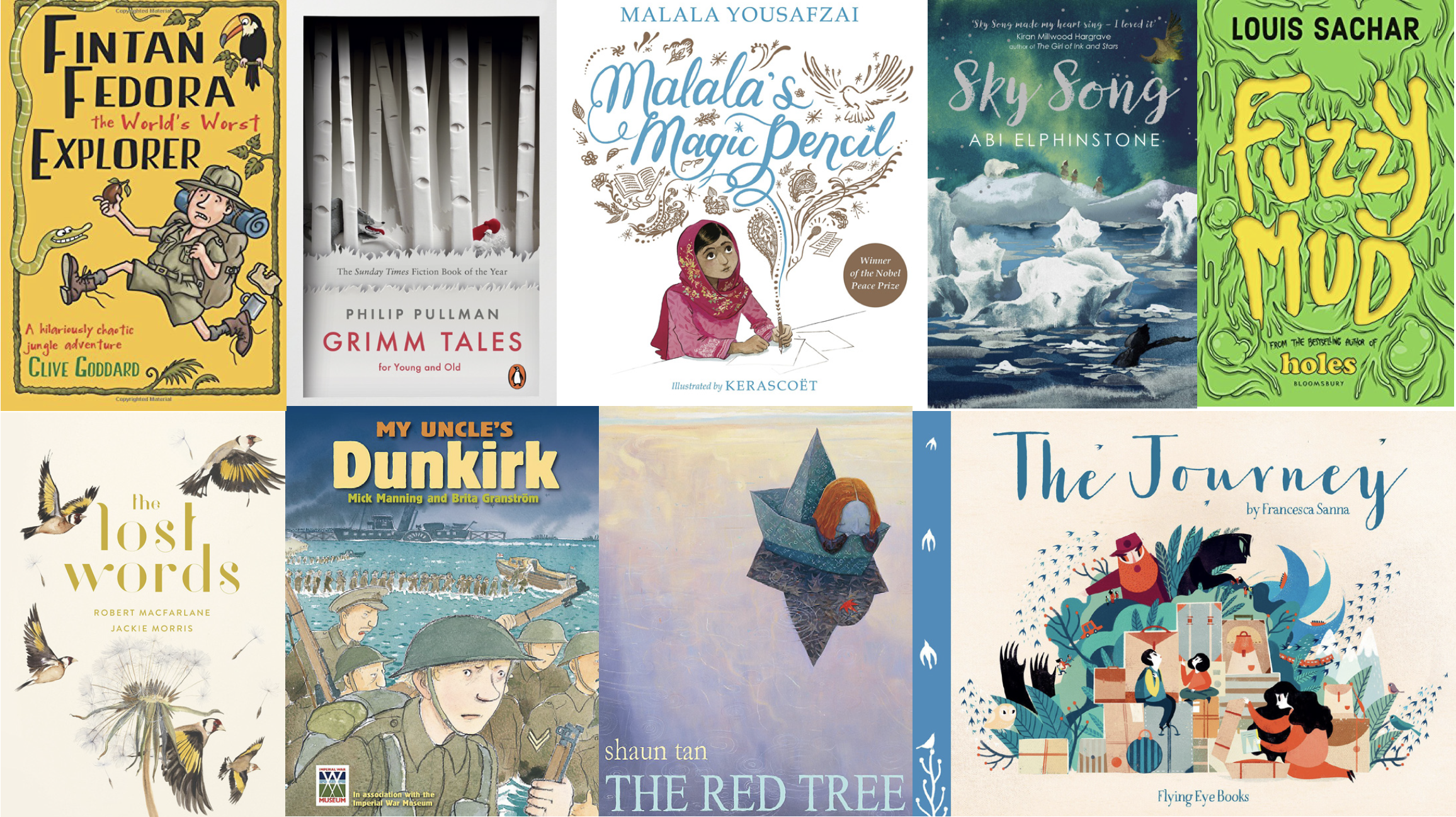 Best books for ten year olds | Reading recommendations: Y5 and Y6 ...