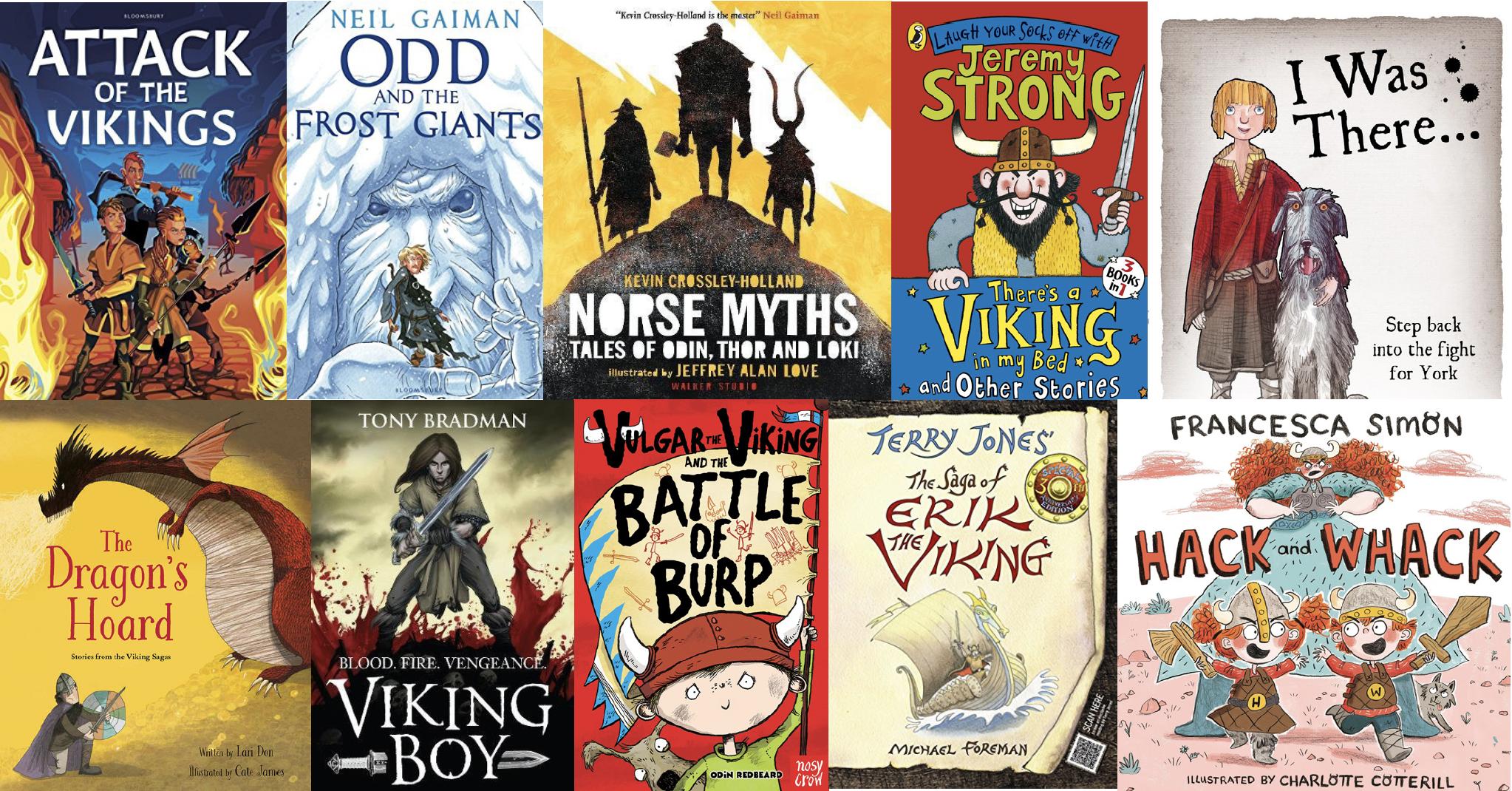 Image result for viking texts ks2