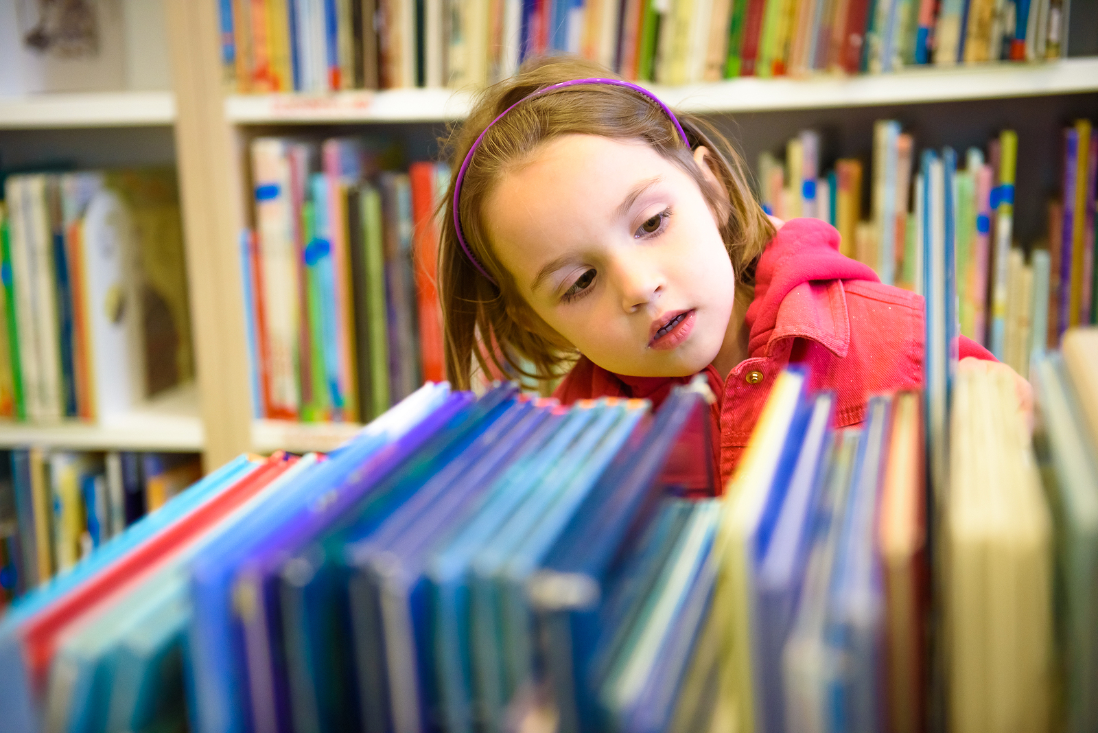 Library activities for kids | Audio books, magazines, ebooks