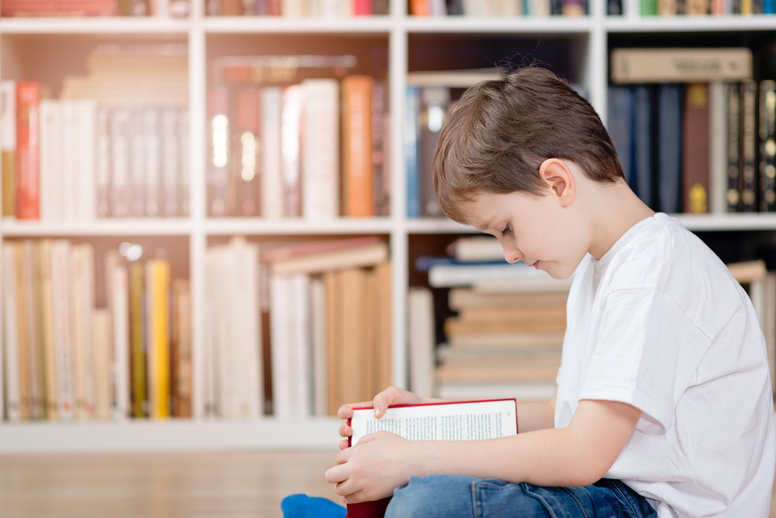 Expanding your child's reading tastes | TheSchoolRun