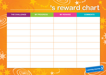 The Learning Journey reward chart and certificates ...