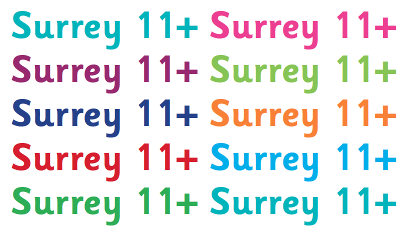 Surrey 11+ exam explained for parents | Parents' guide to the 11+ in