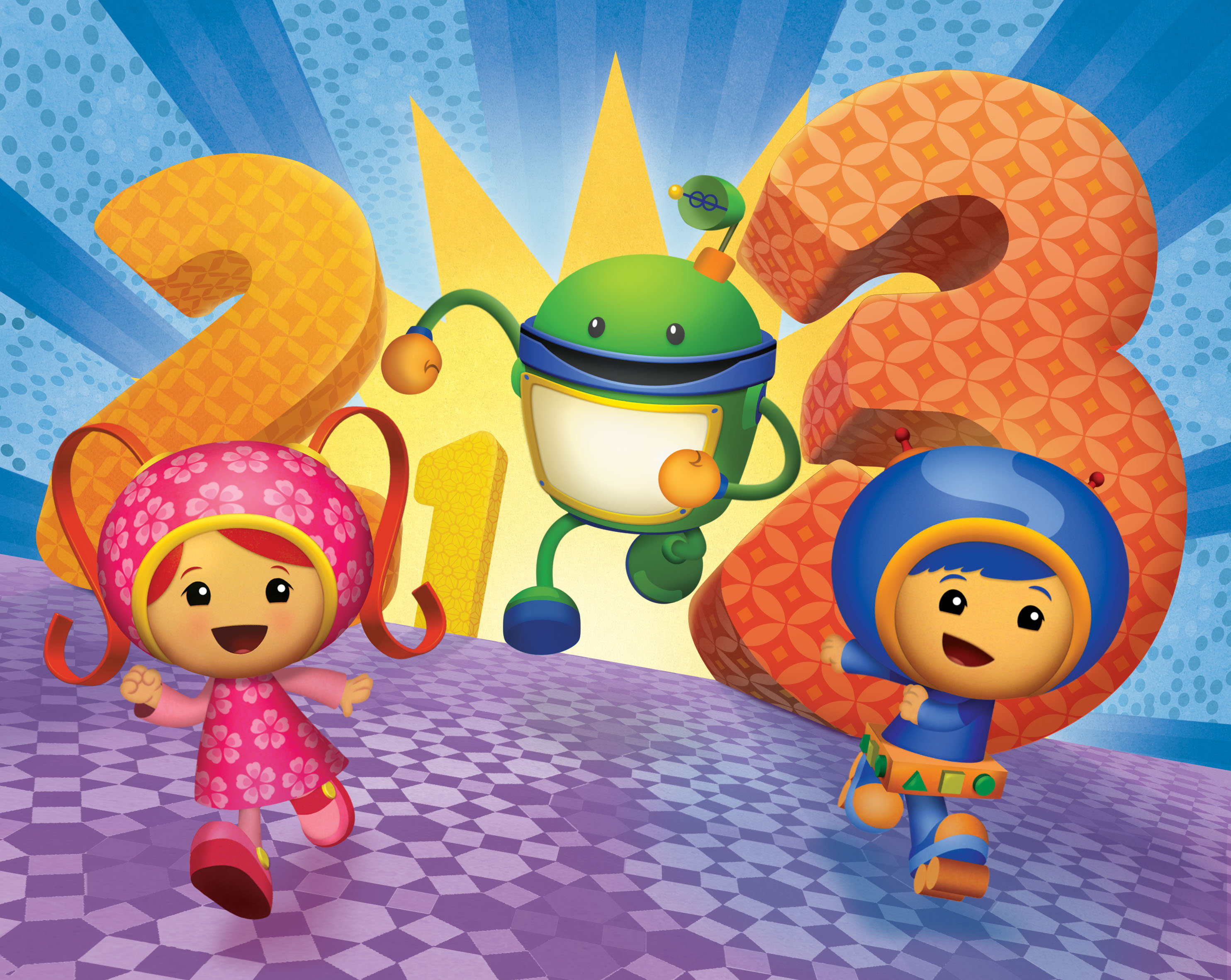 Old cbeebies shows