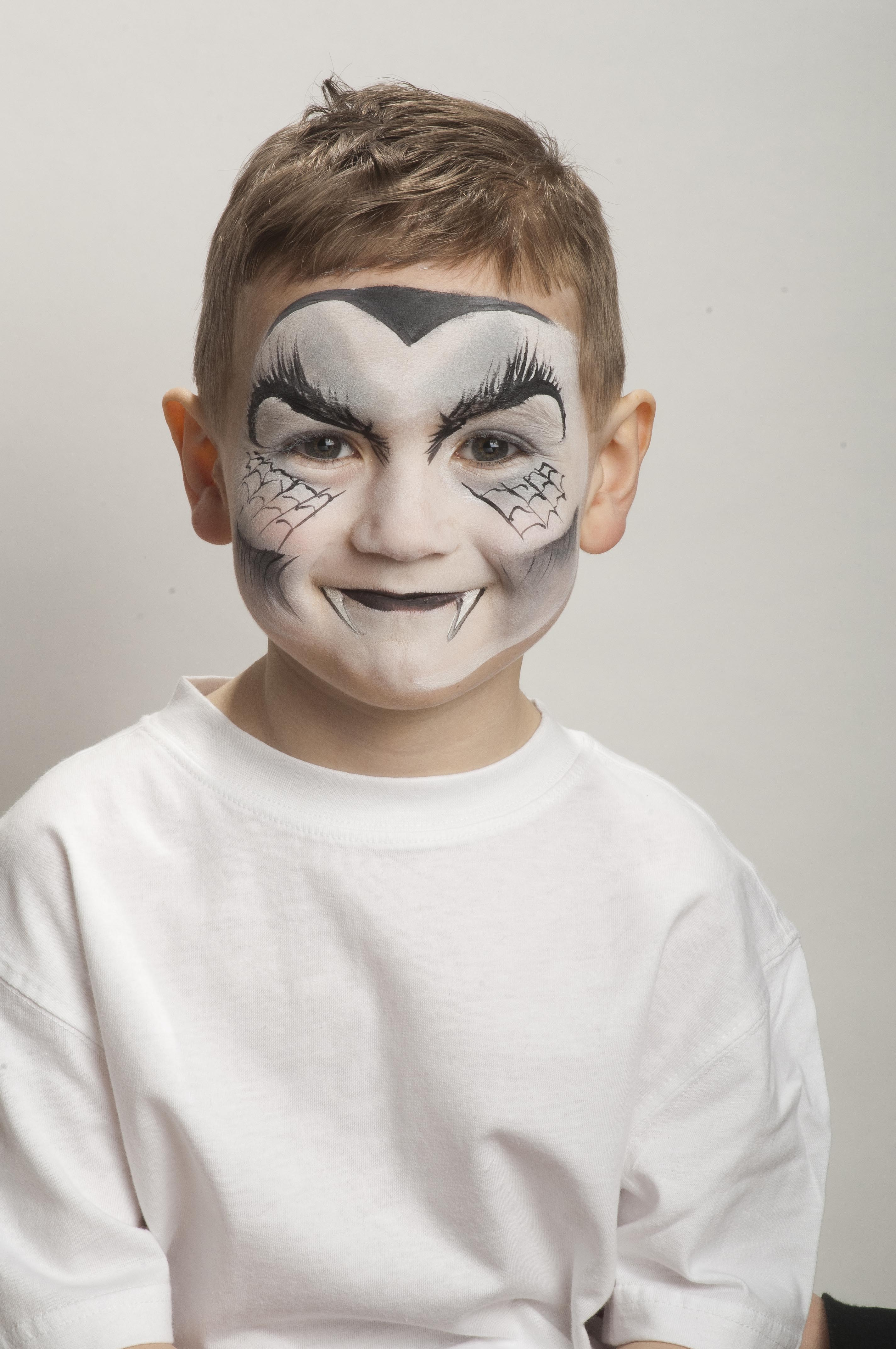 Halloween Face Painting A Step By Step Guide Theschoolrun