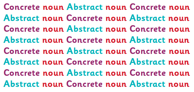 Concrete Nouns And Abstract Explained For Parents What Are. Concrete Nouns And Abstract Explained For Parents What Are Theschoolrun. Worksheet. Concrete Abstract Nouns Worksheet At Clickcart.co