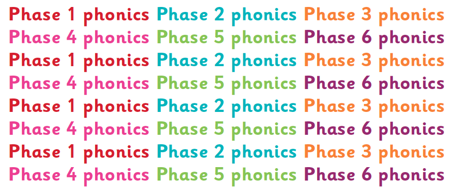 Three Letter Word For Body Of Water.Phonics Phases Explained For Parents What Are Phonics