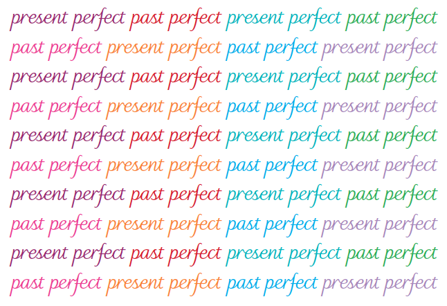 Present perfect and past perfect explained | Present perfect