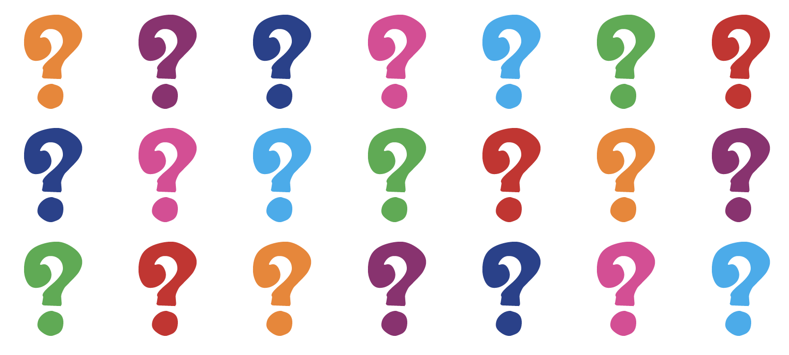 Question marks explained | Primary school punctuation: question ...