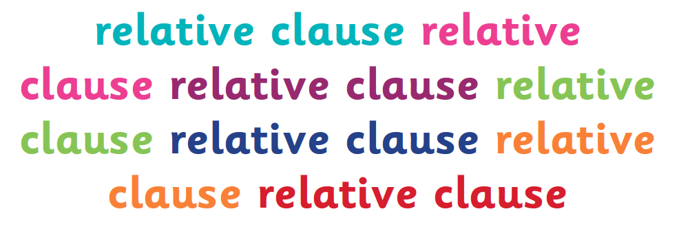 Relative Clauses Explained For Parents Relative Clauses Ks2