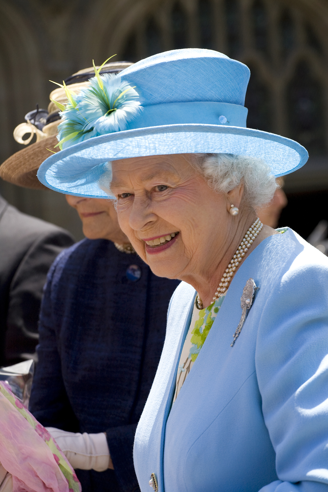 thesis on queen elizabeth Although the influence of queen elizabeth i on the literature of the period that bears her name has been much discussed, her own status as an author has been less.