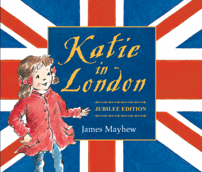 Katie in London Jubilee edition