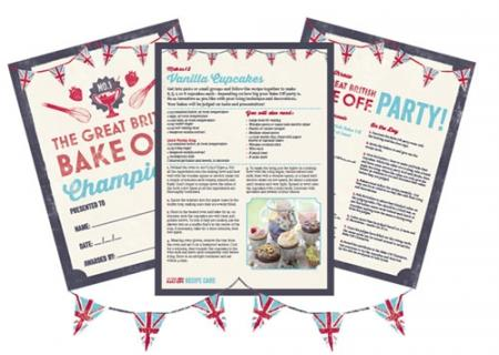 Win: one of 9 copies of Great British Bake Off: Learn to ...