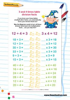 Year 3 Maths booster pack | TheSchoolRun
