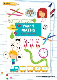 Year 1 Maths Learning Journey | TheSchoolRun