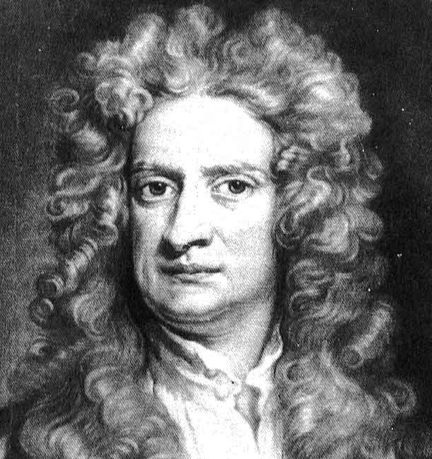 Sir Isaac Newton for KS1 and KS2 children | Sir Isaac Newton ...