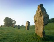 Avebury Manor and stone circles