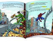 Spiderman pages
