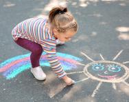 Screen-free activities for children