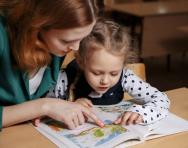 6 key areas for Reception home learning