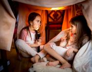 A child's guide to writing a scary story