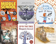 Best-selling authors' books for kids