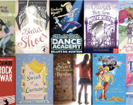Best children's books about dance, drama and the stage