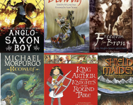 Best kids' books about Anglo Saxons