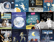 Best kids' books about the moon landings and space exploration