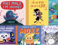 Best books to read with five year olds