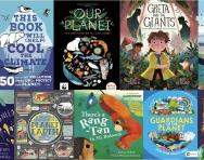 Best environmental books for kids