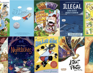 Best books for children who love reading comics
