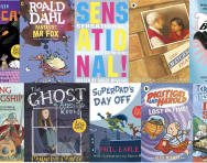 Best books for six year olds: chapter books