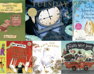 Best books to read with six year olds
