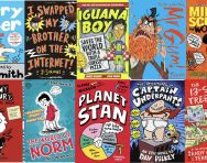 Best books for Wimpy Kid fans