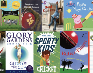 Best cricket books for children