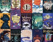 Best fantasy adventure books for kids
