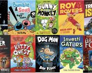 Best graphic novels for children