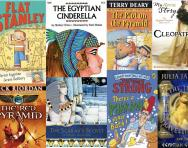 Best kids' books about Ancient Egypt