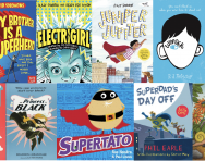 Best kids' books about superheroes