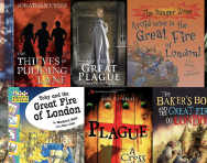 Best children's books about the Great Fire of London and the Plague