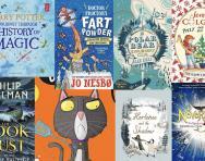 Best books for children for Christmas 2017