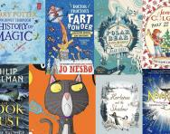 Best books for children for Christmas 2017