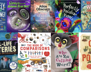 Best non-fiction curious facts books for children