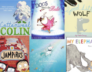 Best picture books for five-year-olds