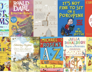 Best poetry books for children