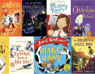 Best books for kids who love school stories