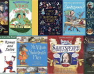 Best Shakespeare books for kids