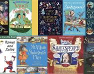 Best Shakespeare books for kids
