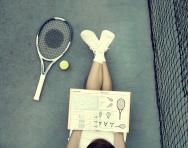 Best tennis books for children